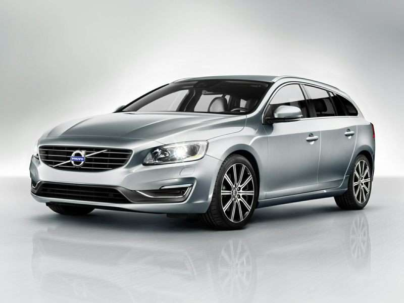 Research the 2016 Volvo V60