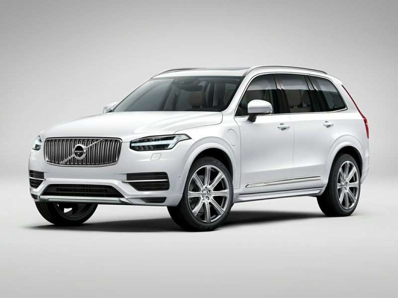 Research the 2016 Volvo XC90 Hybrid