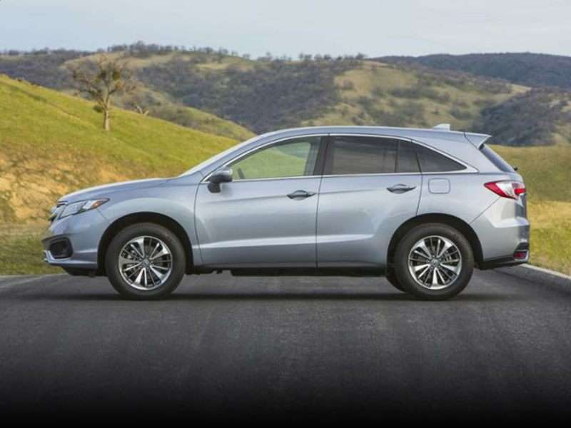 2017 Acura RDX w/Technology & AcuraWatch Plus Package