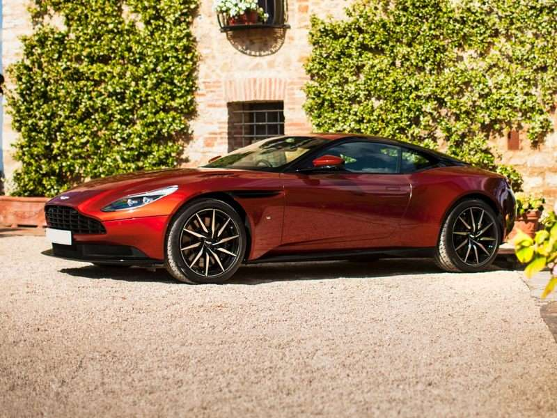 Research the 2017 Aston Martin DB11