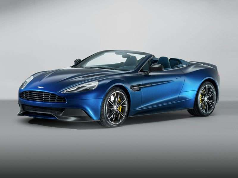 Research the 2017 Aston Martin Vanquish