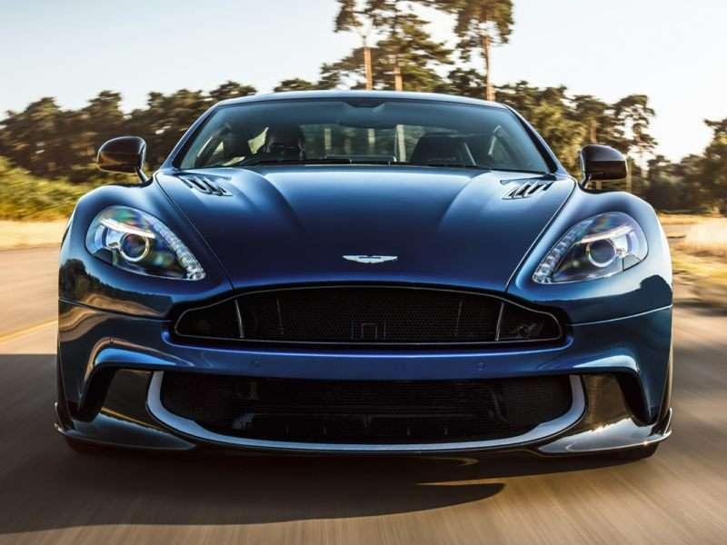 Research the 2017 Aston Martin Vanquish
