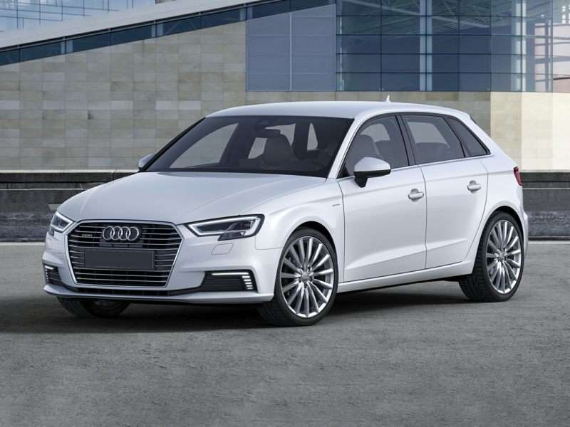 Research the 2017 Audi A3 e-tron
