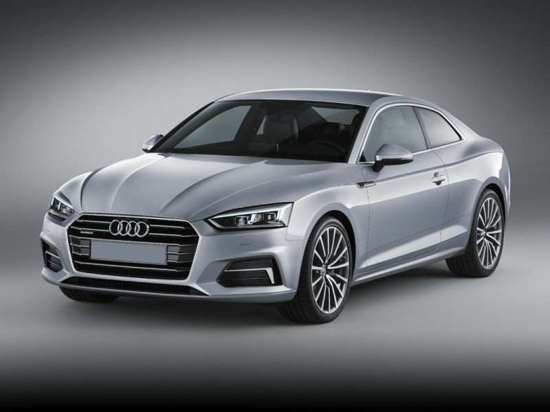 2017 Audi A5 2.0T