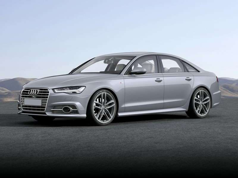 Research the 2017 Audi A6