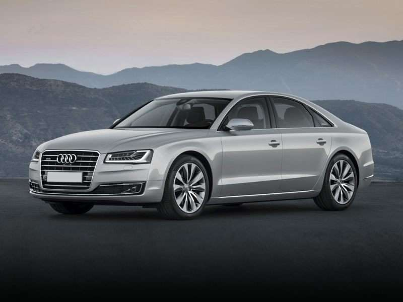 Research the 2017 Audi A8