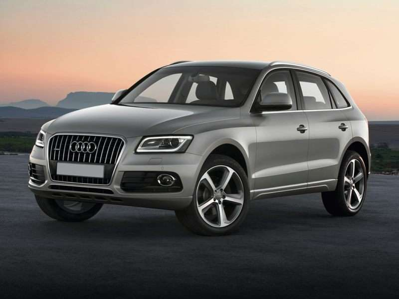 Research the 2017 Audi Q5
