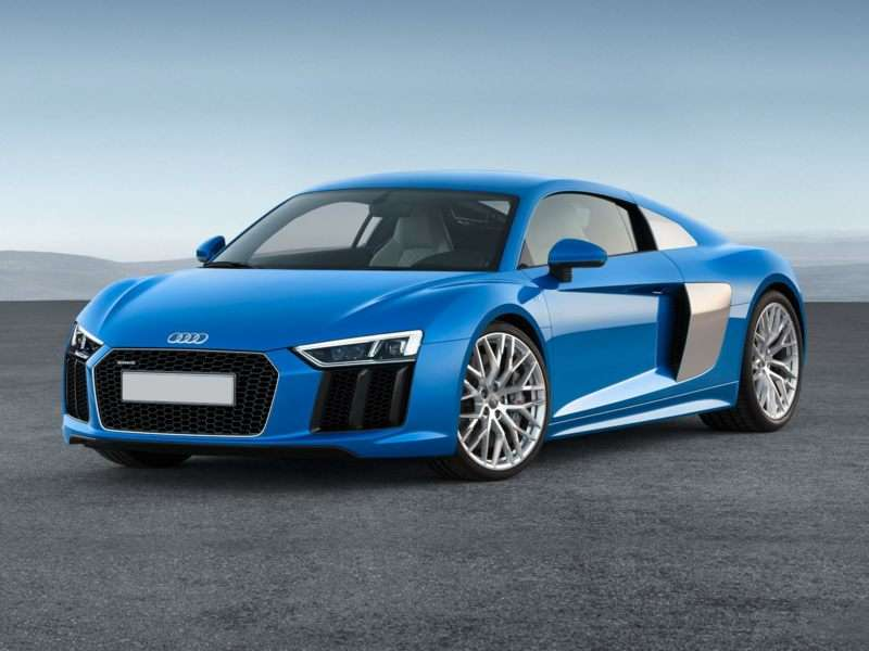 Research the 2017 Audi R8