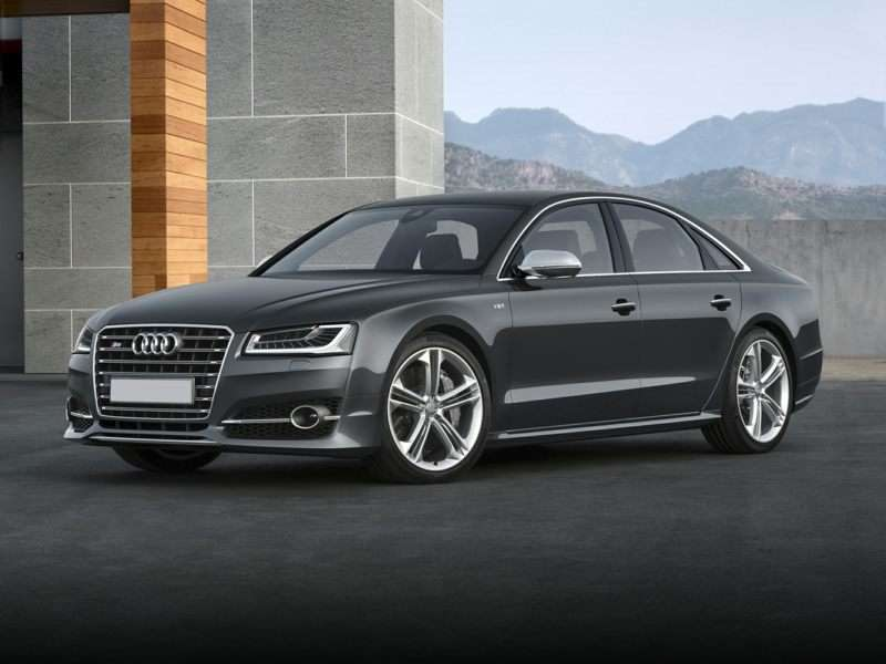 Research the 2017 Audi S8
