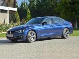2017 BMW 320