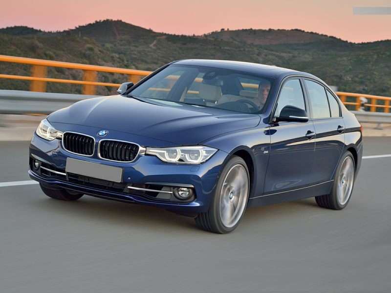 Research the 2017 BMW 320