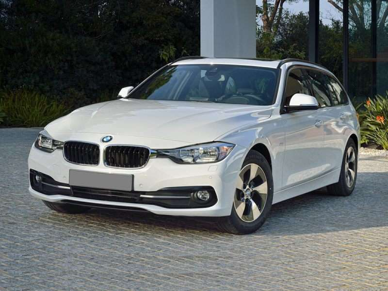 Research the 2017 BMW 330