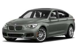 2017 BMW 550 Gran Turismo