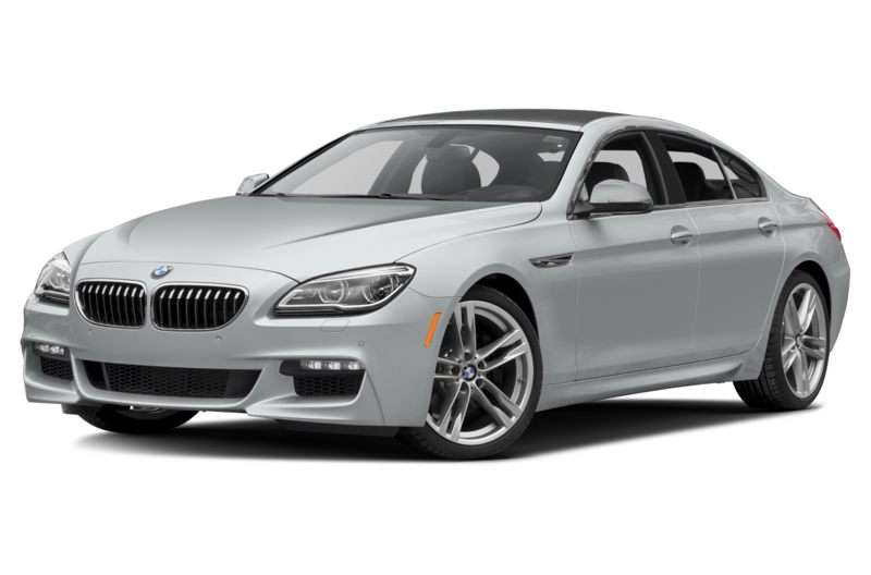 Research the 2017 BMW 640 Gran Coupe