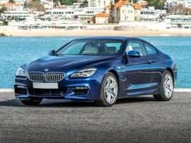 2017 BMW 640