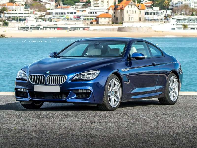 Research the 2017 BMW 650