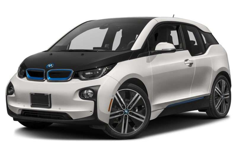 Research the 2017 BMW i3