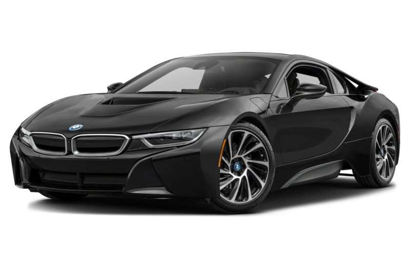 Research the 2017 BMW i8