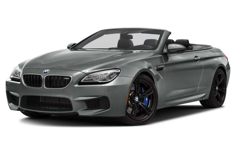 Research the 2017 BMW M6