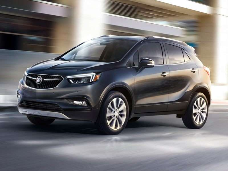 10 Things You Need to Know About the 2017 Buick Encore
