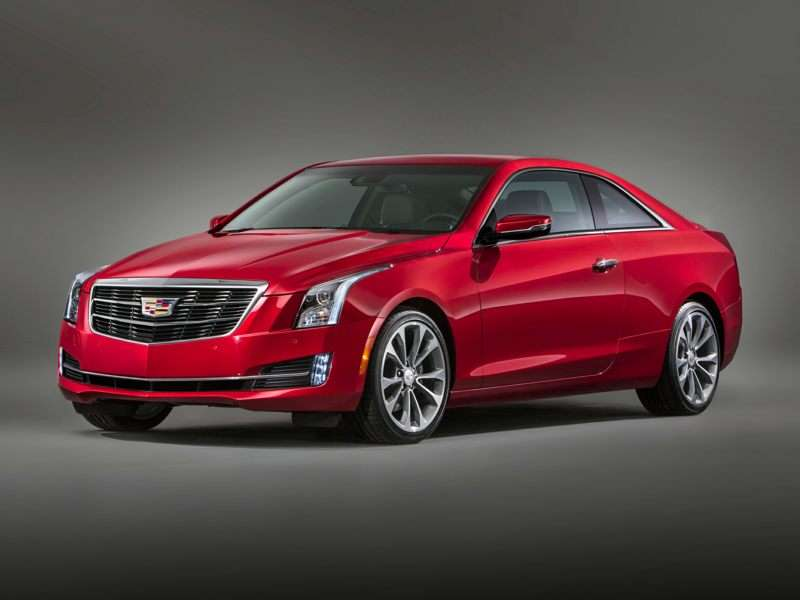 Research the 2017 Cadillac ATS