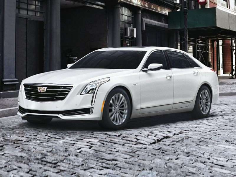 Research the 2017 Cadillac CT6 PLUG-IN