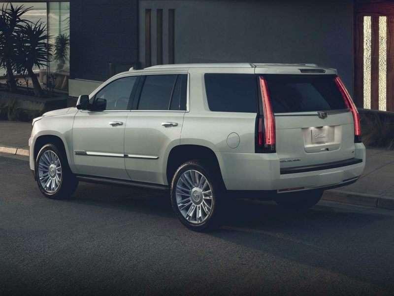 2017 Cadillac Escalade Premium Luxury 4x4