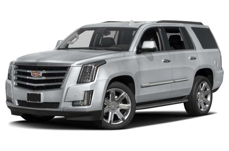 2017 Cadillac Escalade Luxury 4x2