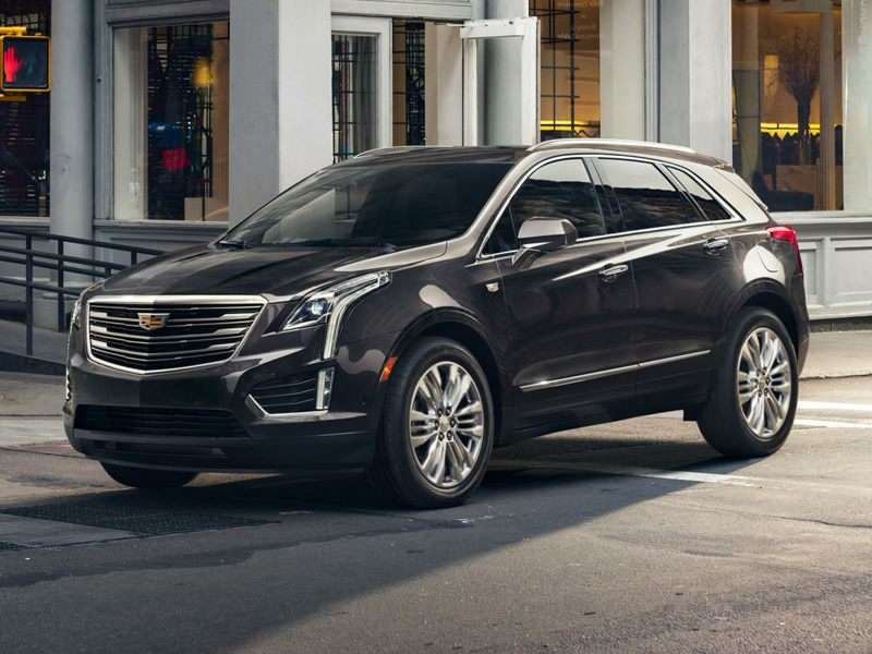 Research the 2017 Cadillac XT5