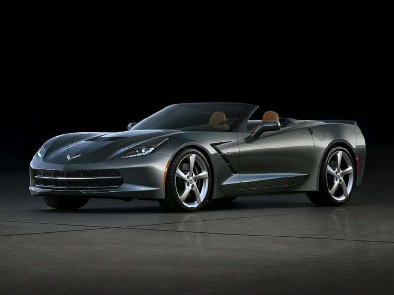 Research the 2017 Chevrolet Corvette