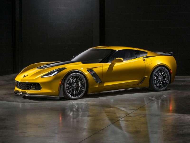 Research the 2017 Chevrolet Corvette