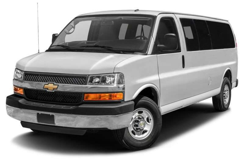 Research the 2017 Chevrolet Express 2500