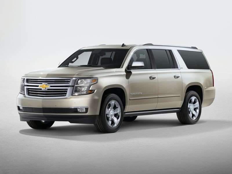 Research the 2017 Chevrolet Suburban