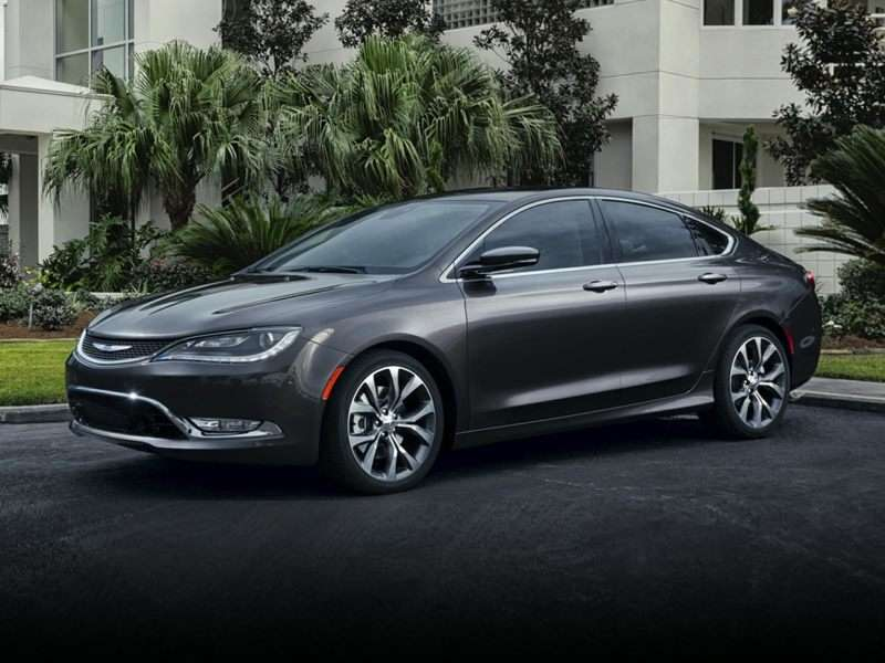 2017 Chrysler 200 Limited FWD