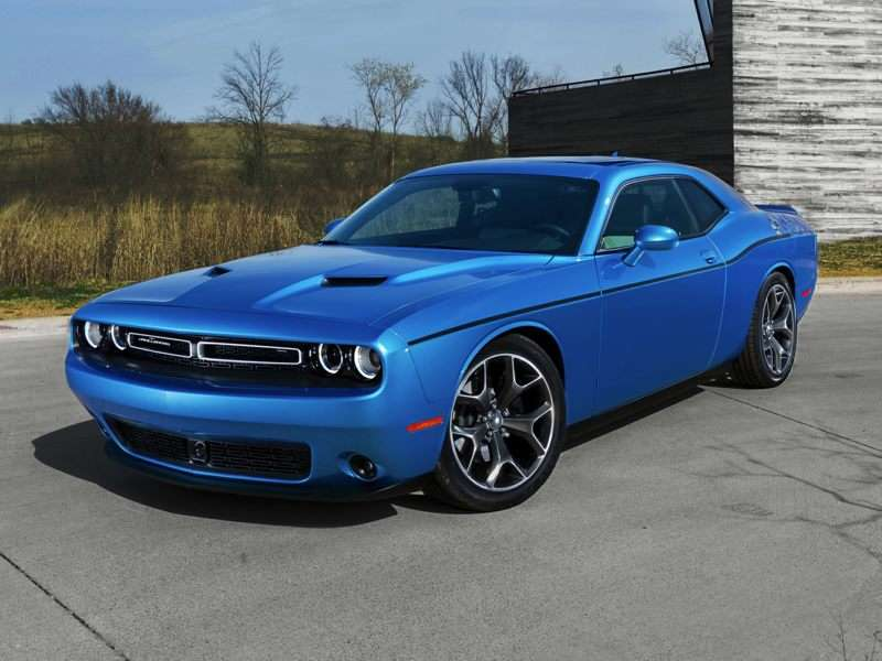 Research the 2017 Dodge Challenger