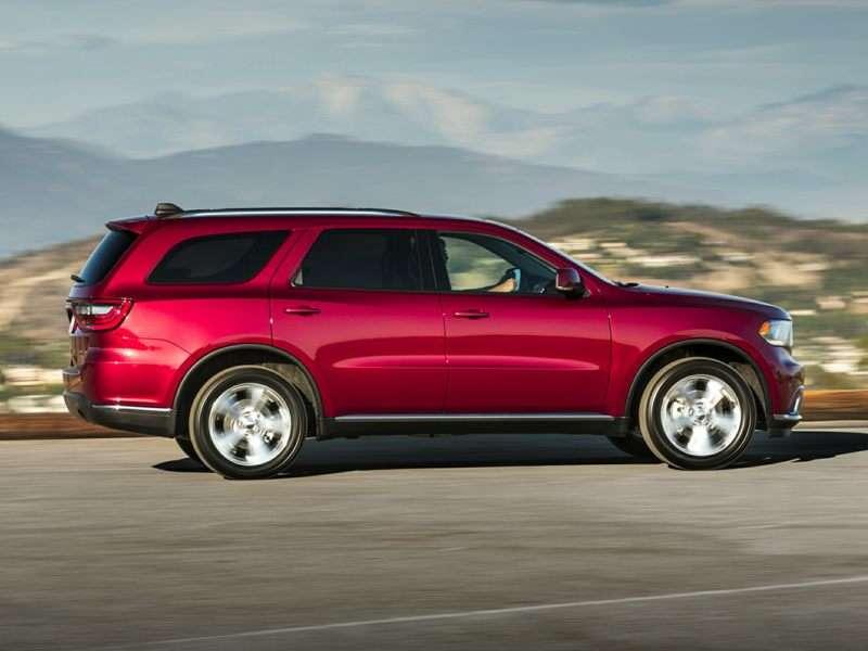 Research the 2017 Dodge Durango