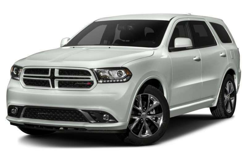 Research the 2017 Dodge Durango