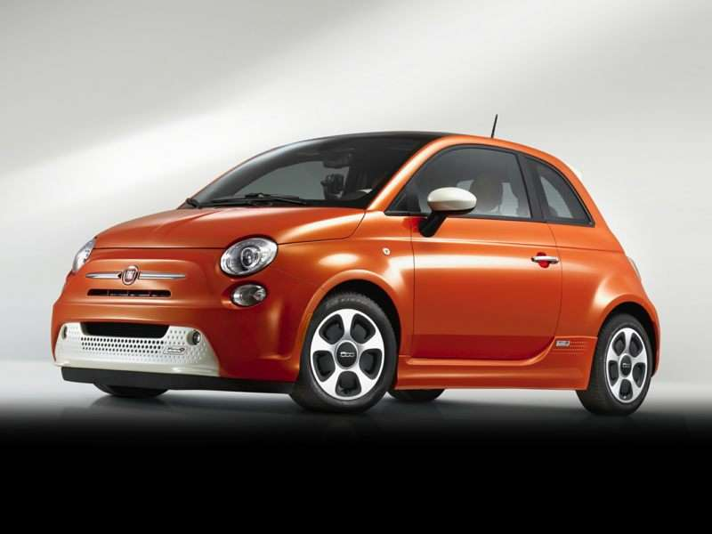 Research the 2017 FIAT 500e