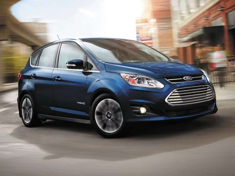 Research the 2017 Ford C-Max Hybrid