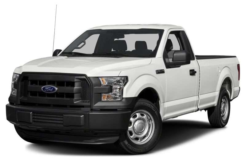 2017 Ford F-150 XL 4x2 Regular Cab Styleside 6.5
