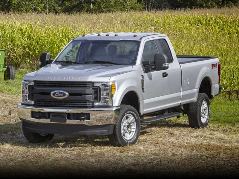 Research the 2017 Ford F-250