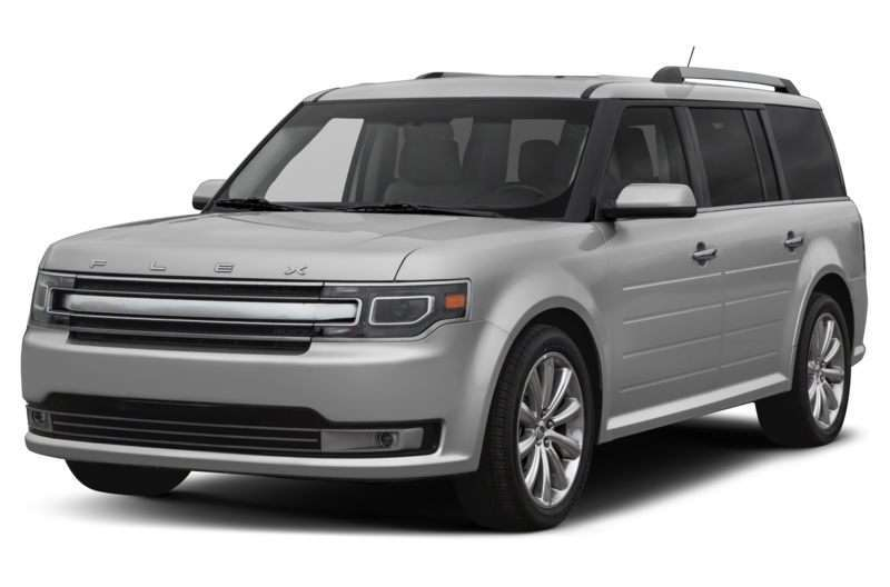 Research the 2017 Ford Flex