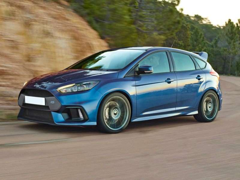 Research the 2017 Ford Focus RS