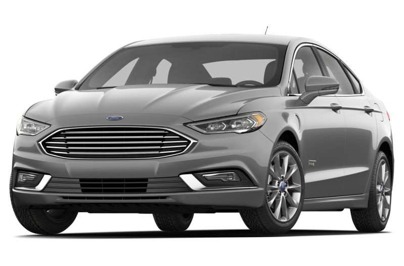Research the 2017 Ford Fusion Energi