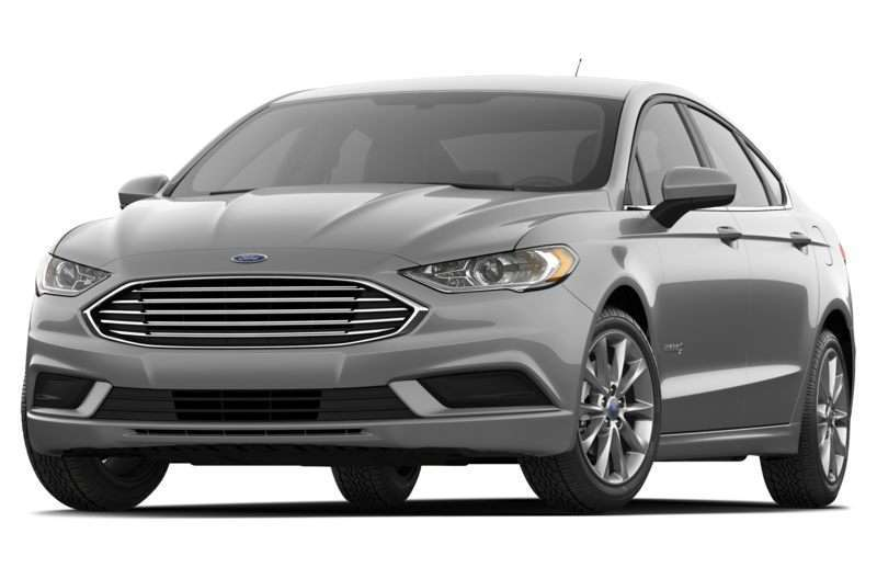 Research the 2017 Ford Fusion Hybrid