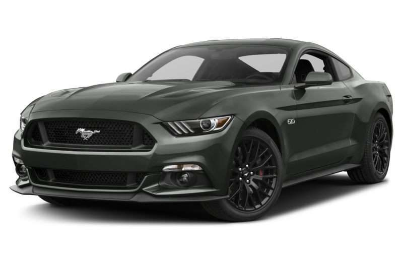 Research the 2017 Ford Mustang