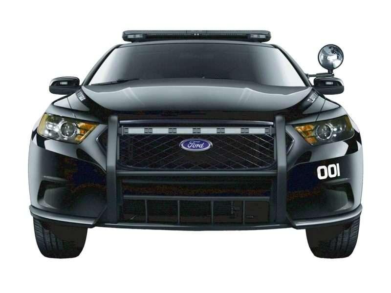 2017 Ford Sedan Police Interceptor