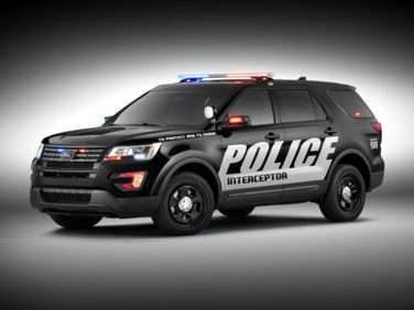 2017 Ford Utility Police Interceptor