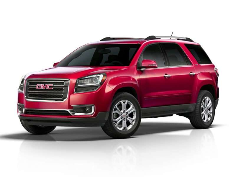 Research the 2017 GMC Acadia Limited
