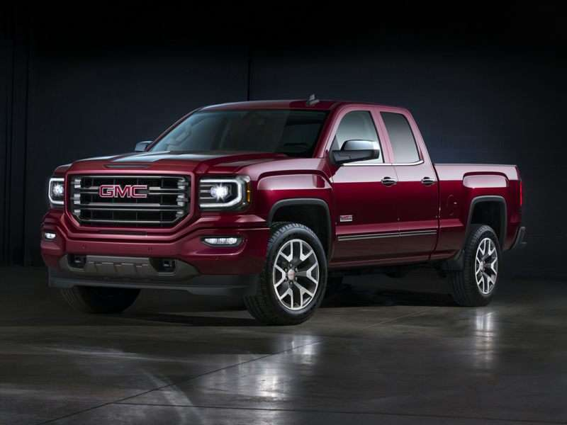 Research the 2017 GMC Sierra 1500